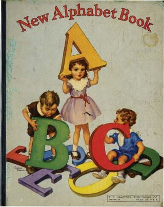 NEW ALPHABET BOOK