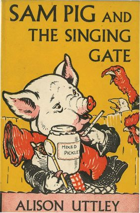 SAM PIG AND THE SINGING GATE