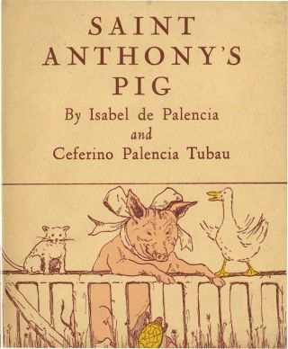 SAINT ANTHONY'S PIG