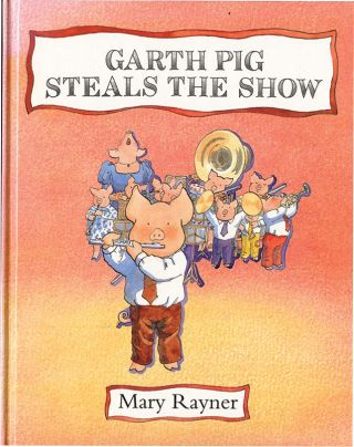 GARTH PIG STEALS THE SHOW