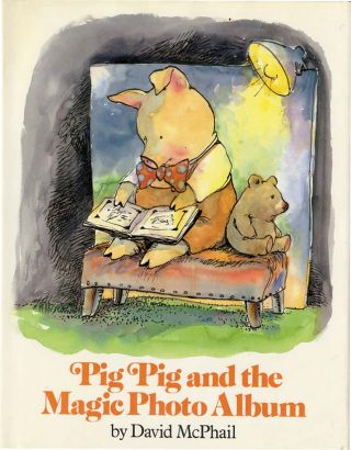 PIG PIG AND THE MAGIC PHOTO ALBUM