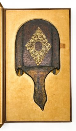 Late Sixteenth Century Leather Hornbook