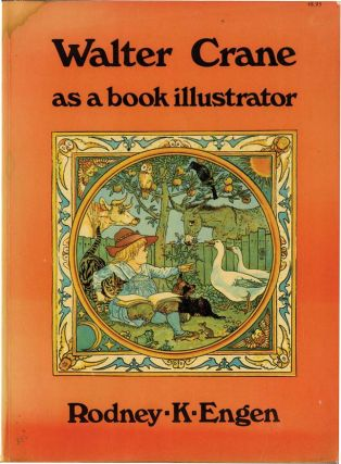 WALTER CRANE AS A BOOK ILLUSTRATOR
