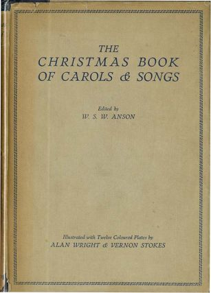THE CHRISTMAS BOOK OF CAROLS & SONGS