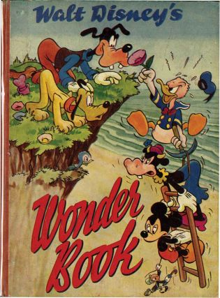 WALT DISNEY'S WONDER BOOK