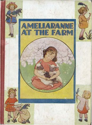 AMELIARANNE AT THE FARM