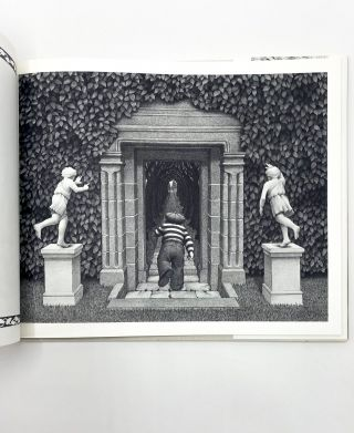 THE GARDEN OF ABDUL GASAZI. Chris Van Allsburg