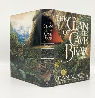 THE CLAN OF THE CAVE BEAR. Jean M. Auel