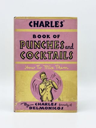 CHARLES' BOOK OF PUNCHES AND COCKTAILS