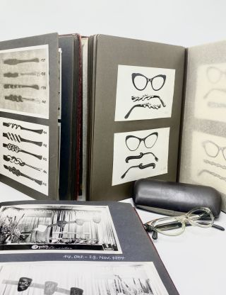 Eyeglass Design Archive
