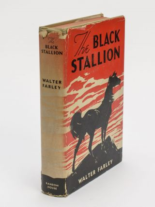 THE BLACK STALLION. Walter Farley, Keith Ward