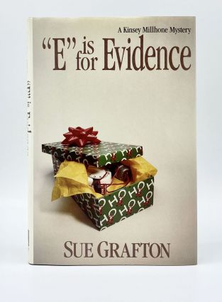 """E"" IS FOR EVIDENCE. Sue Grafton"