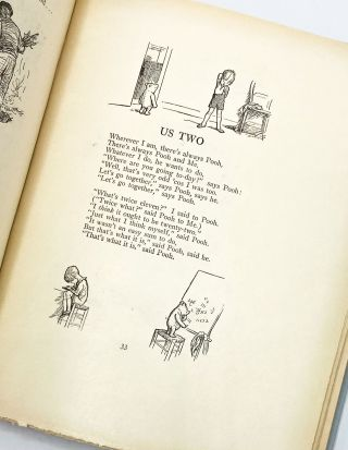 NOW WE ARE SIX. A. A. Milne, Ernest H. Shepard
