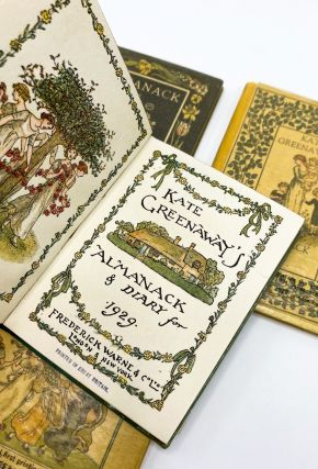 Four Illustrated Almanacks