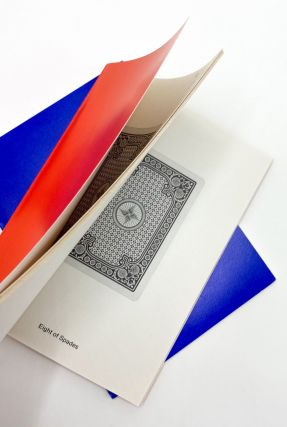UNTITLED [Card Books: Red/Blue