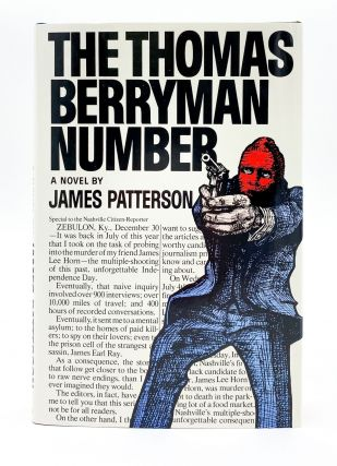 THE THOMAS BERRYMAN NUMBER. James Patterson