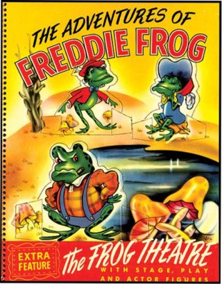 ADVENTURES OF FREDDIE FROG