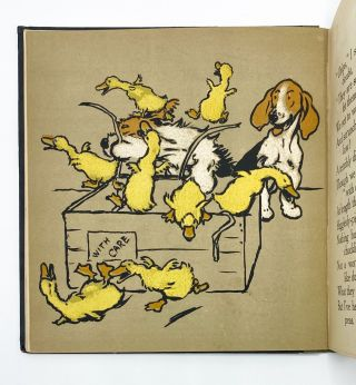THE MERRY PUPPY BOOK