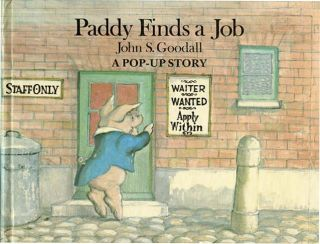PADDY FINDS A JOB