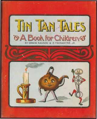 TIN TAN TALES